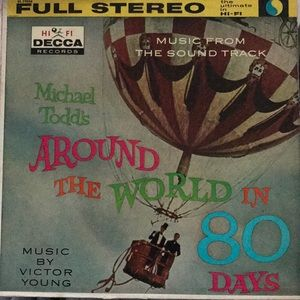 Other - Micheal Todd's Around the World in 80 Days record